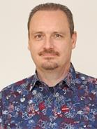 Mitarbeiter Richard Helfer