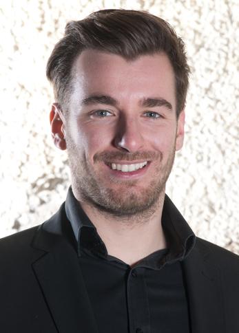 Georg August Ezinger, MBA