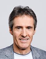 Mitarbeiter Bruno Stampfer