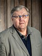 Mitarbeiter Edwin Wanzenböck