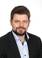 Mitarbeiter Martin Luckeneder, BA