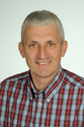 Mitarbeiter Herbert Mayer