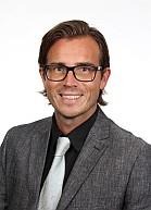 Mitarbeiter David Mayrdorfer