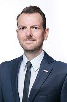 Mitarbeiter Dominik Ortner