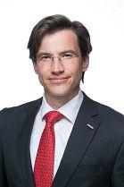 Mitarbeiter Mag. Johannes Pritz, MBA