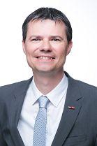 Mitarbeiter DI (FH) Markus Strobl