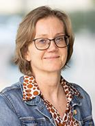 Mitarbeiter Gerda Bader