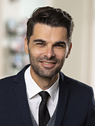 Mitarbeiter Mag. Rupert Gumpold, MBA