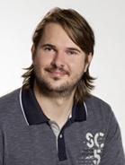 Mitarbeiter Markus Haller