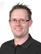 Mitarbeiter Florian Haselsberger