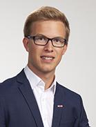 Mitarbeiter Felix Hofinger, BSc, BA