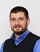 Mitarbeiter Mario Mitterer