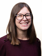Mitarbeiter Daniela Warger, MA