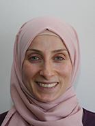 Mitarbeiter Ayla Yilmaz