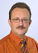 Mitarbeiter Gerhard Harasta