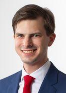 Mitarbeiter Benedikt Wolloner, LL.B.(WU)