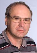 Mitarbeiter Günther Ullrich