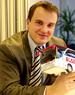 Mitarbeiter Mag. (FH) Paul Walter Blagusz
